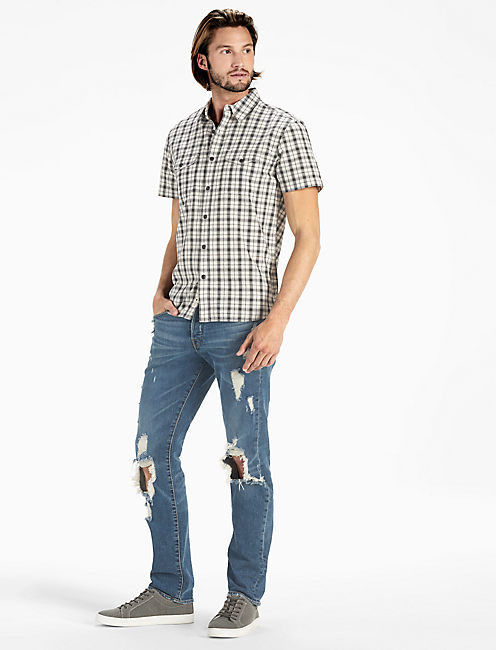 Lucky Short Sleeve San Lorenzo Utility Shirt