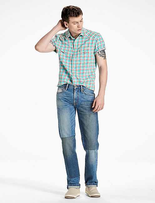 Lucky Classic Western Short Sleeve Shirt