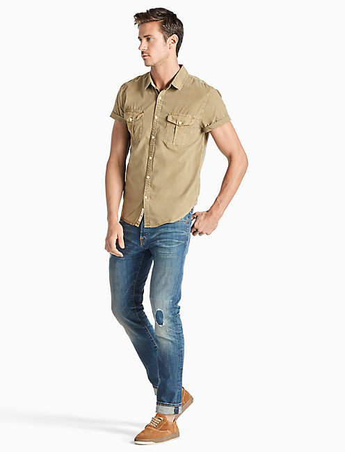 Military Workwear Shirt,
