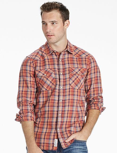 Bolinas Western Shirt,