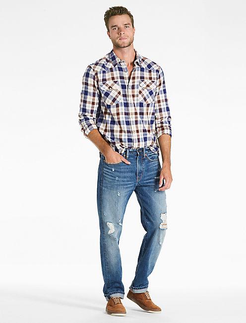 Lucky Twill Western Shirt