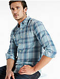 Indigo Workwear Shirt,