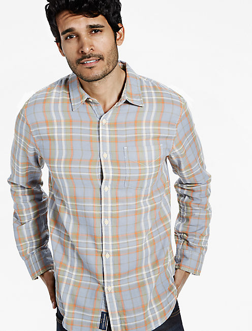 Dusty Double Weave Shirt,