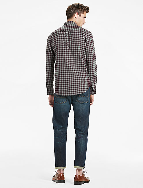 Melange One Pocket Shirt,