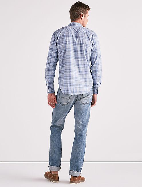 Palisade Western Plaid Shirt,