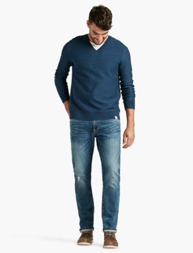 Lucky Yneck Sweater