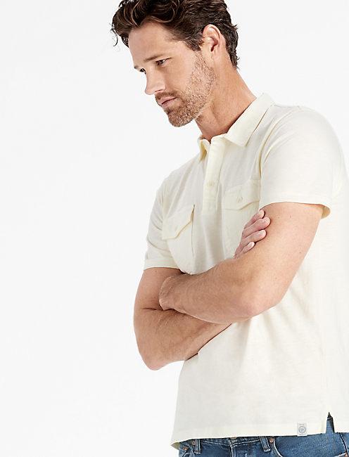 Short Sleeve Polo,