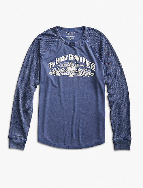 LUCKY BRAND ACE OF SPADES THERMAL,