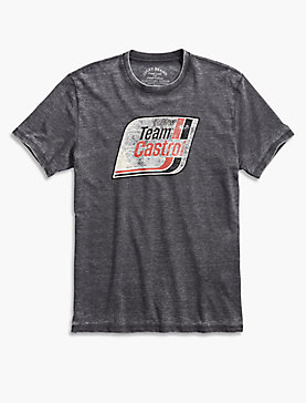 FOLLOW TEAM CASTROL TEE