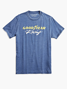 GOODYEAR RACING LOGO TEE