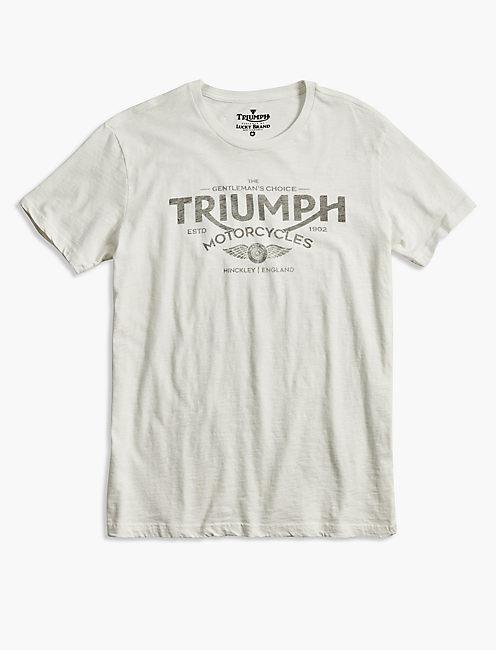 SHORT SLEEVE TRIUMPH CHOICE TEE,