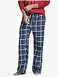 PLAID PAJAMA PANT,