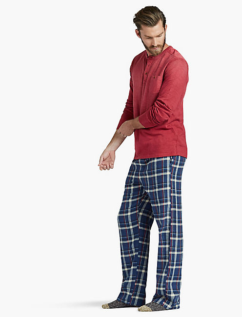 LUCKY PLAID PAJAMA PANT