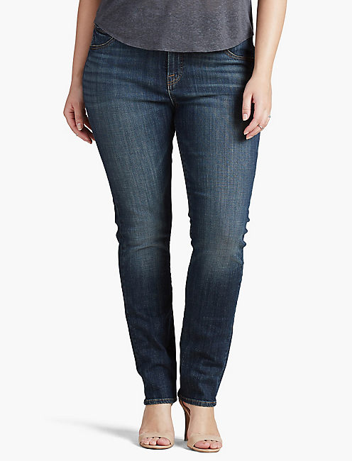 Plus Size Straight Leg Jeans | Lucky Brand