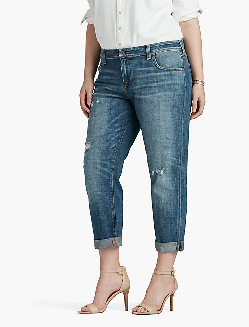 Plus Size Jeans by Fit | Lucky Brand