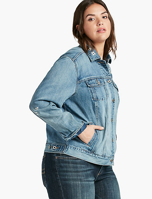 CLASSIC DENIM JACKET,