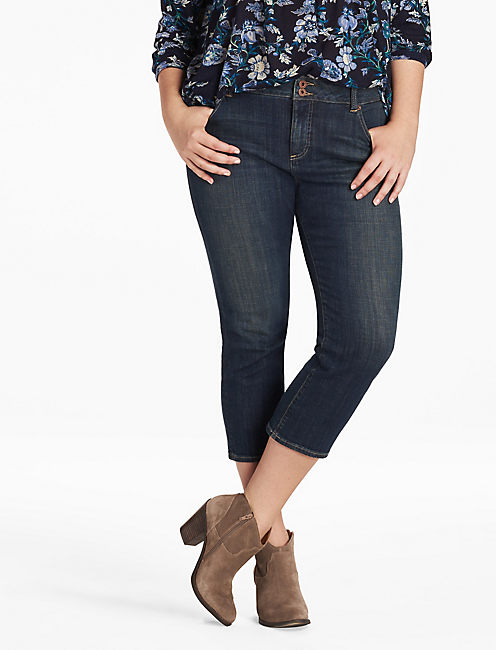 Plus Size Crop Jeans | Lucky Brand