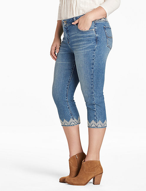 Designer Plus Size Jeans | Lucky Brand