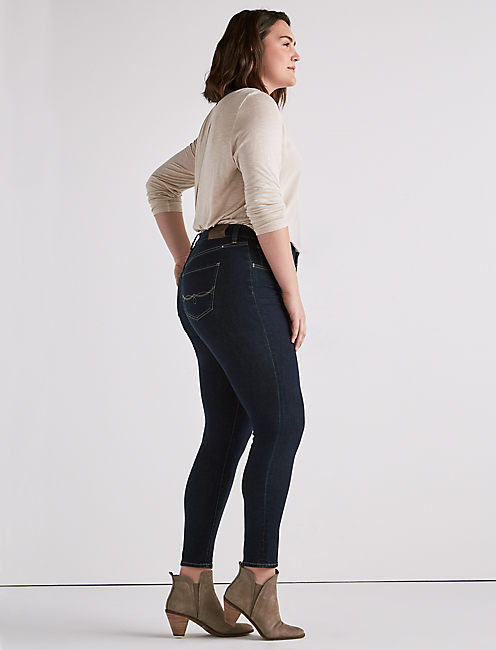 Lucky Plus Size Emma Legging Jean In Breaker