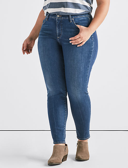ca41d859210 ... Plus Hayden High Rise Skinny Jean