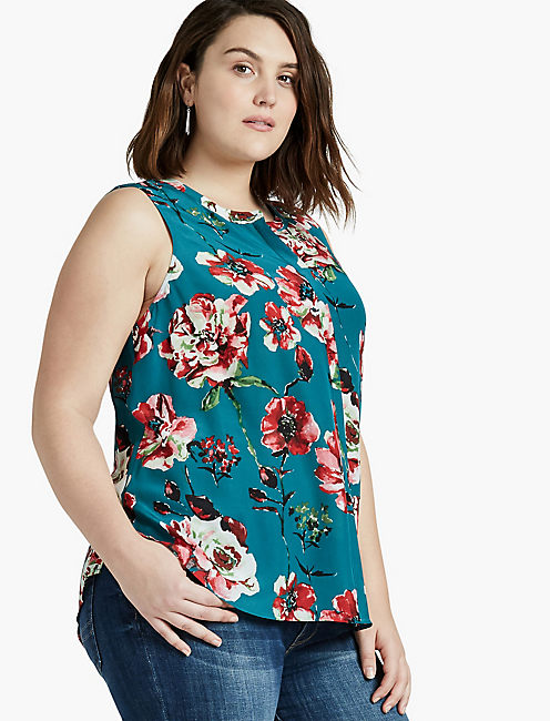 plus size tank tops | lucky brand