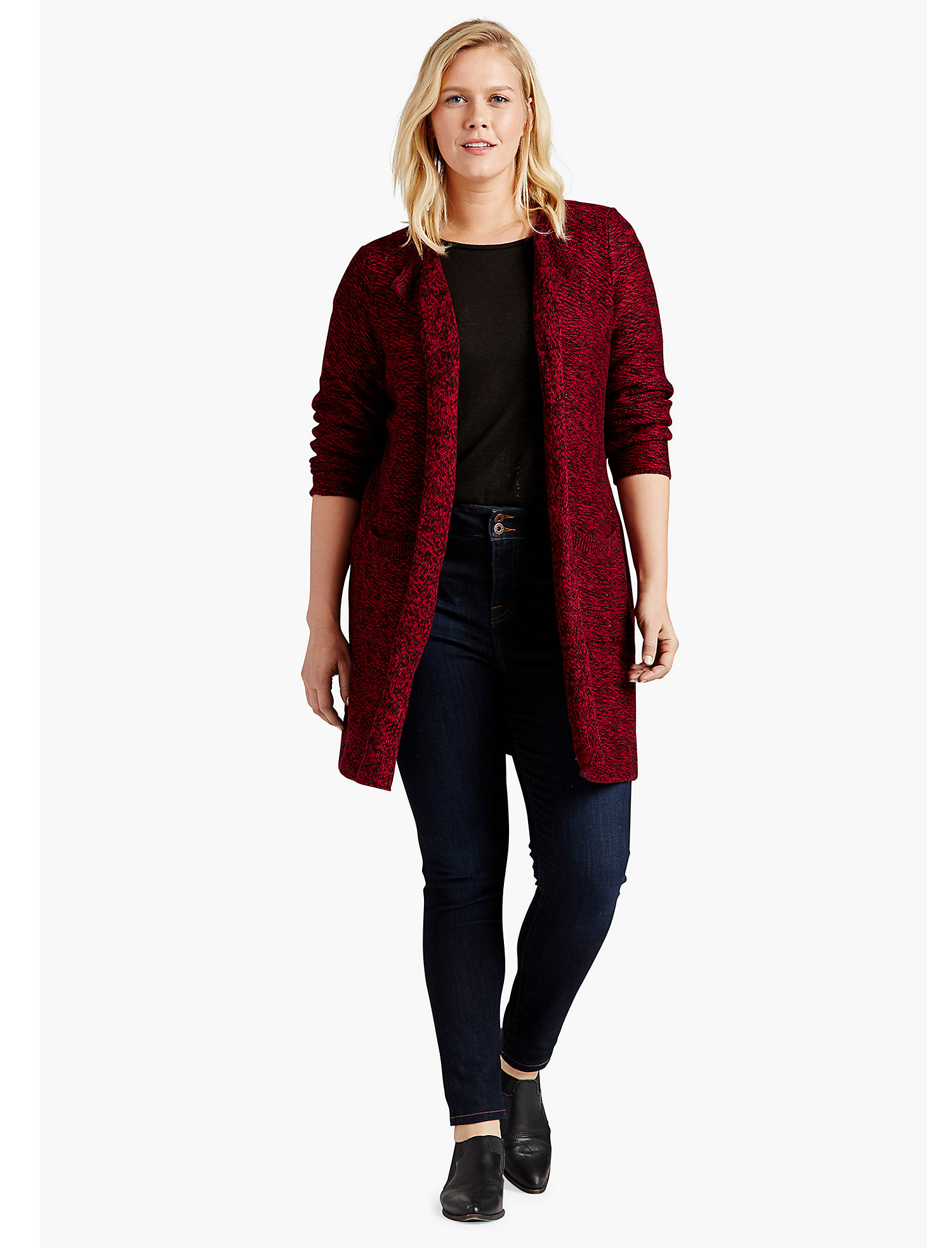 MARLED WATERFALL CARDIGAN - Lucky Brand 2.0