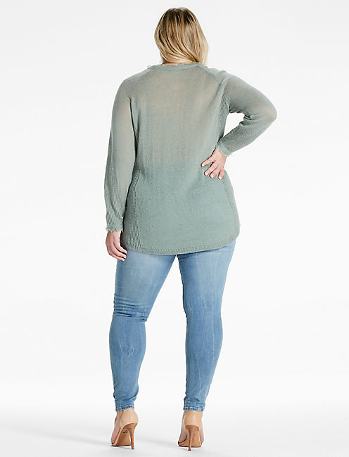 RAYNE PULLOVER SWEATER,