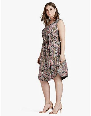 LUCKY VERNA FLORAL DRESS