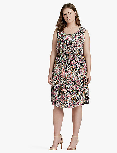 LUCKY VERNA FLORAL DRESS