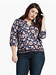 MULTI FLORAL TOP,