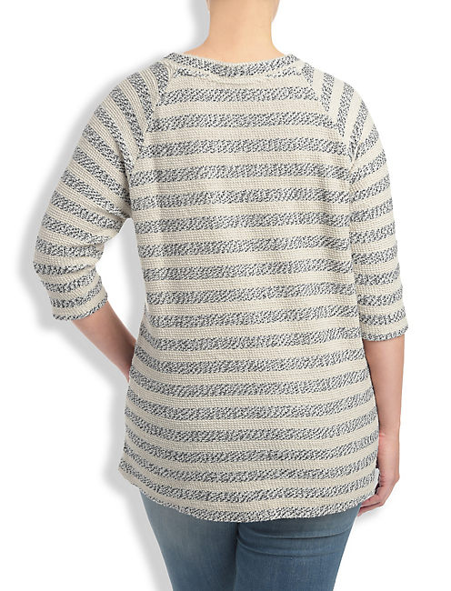 LUCKY STRIPED ACTIVE RAGLAN