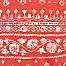 RIBBON RED #19-1663 TCX