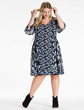 cute plus size dresses | lucky brand