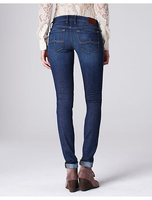 CATE STACKED SKINNY, MEDIUM ROSS