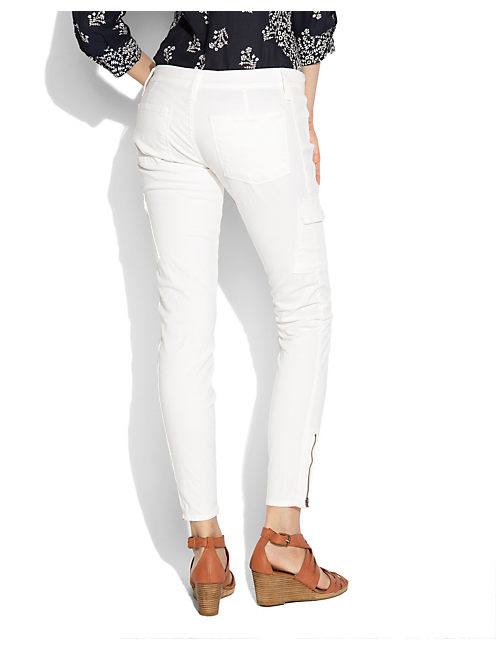 CHARLIE SKINNY CARGO, OPTIC WHITE