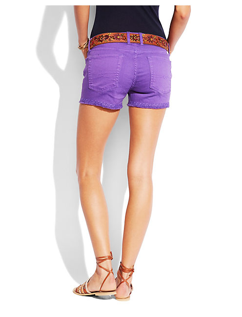 MALIBU SHORT, #5316 ROYAL LILAC