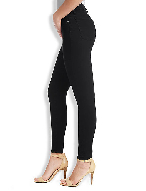 BROOKE LEGGING JEAN, #001 BLACK