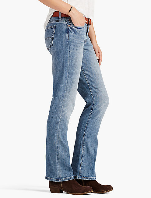 Lucky Easy Rider Relaxed Bootcut Jean In Danville