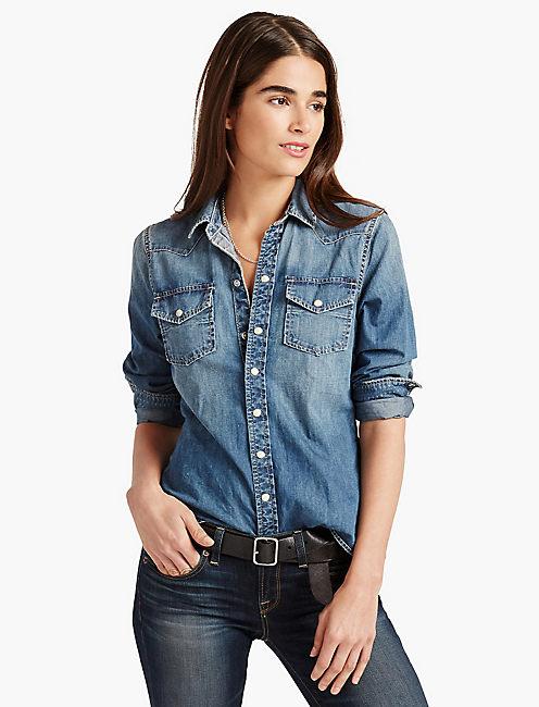 4a45593ec2 Western Shirt