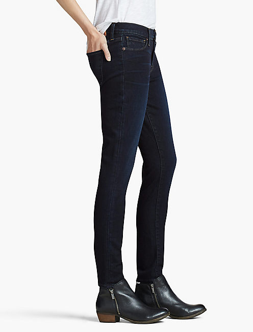 Lucky Brooke Mid Rise Skinny Jean In San Mateo