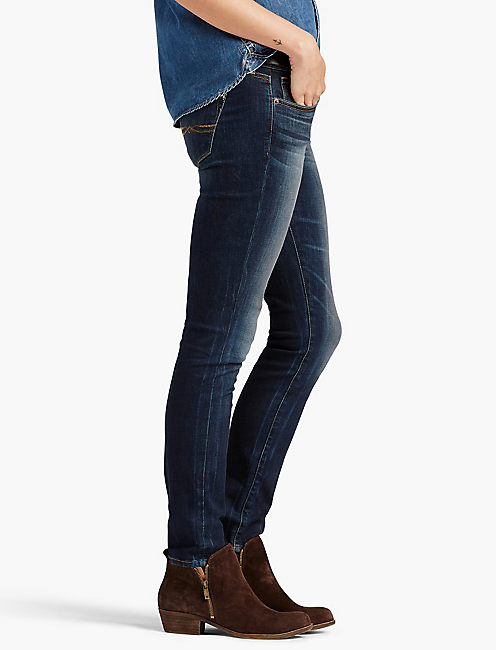 Lucky Charlie Low Rise Skinny Jean In Irvine