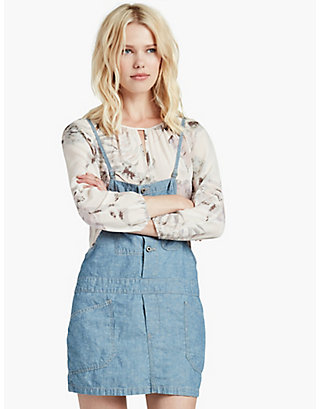 LUCKY UTILITY JUMPSUIT