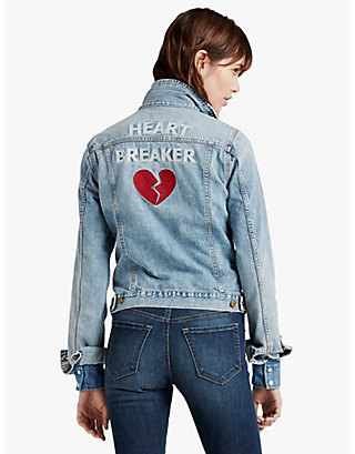 LUCKY LEGEND DENIM JACKET