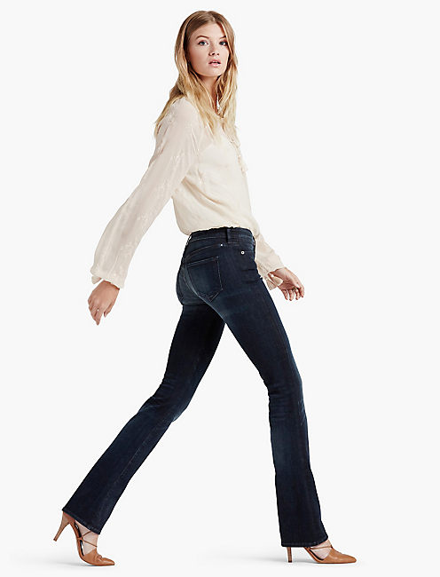 Lucky Hayden High Rise Sculpting Bootcut Jean In Branbury
