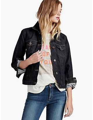 LUCKY CLASSIC DENIM JACKET