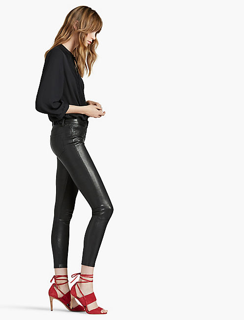 LUCKY LEATHER BROOKE LEGGING JEAN