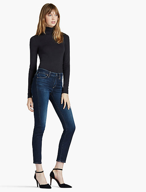 HAYDEN SKINNY JEAN, TWILIGHT BLUE