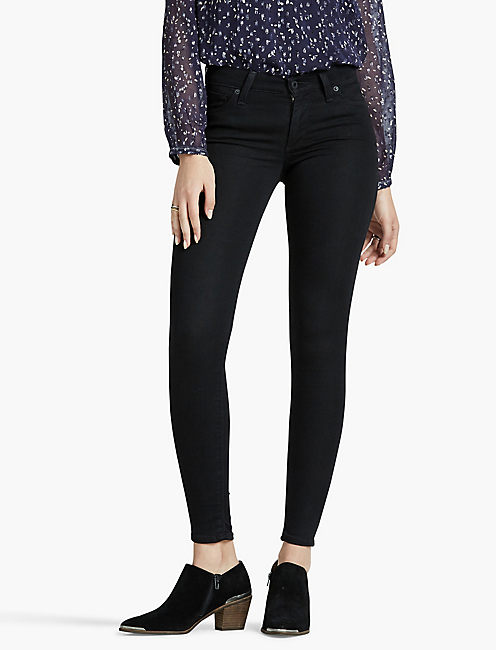 BROOKE LEGGING JEAN, BOHEMIAN BLACK