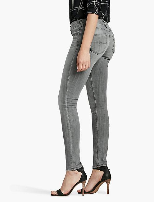 Grey Designer Skinny Jeans for Women | Lucky Brand