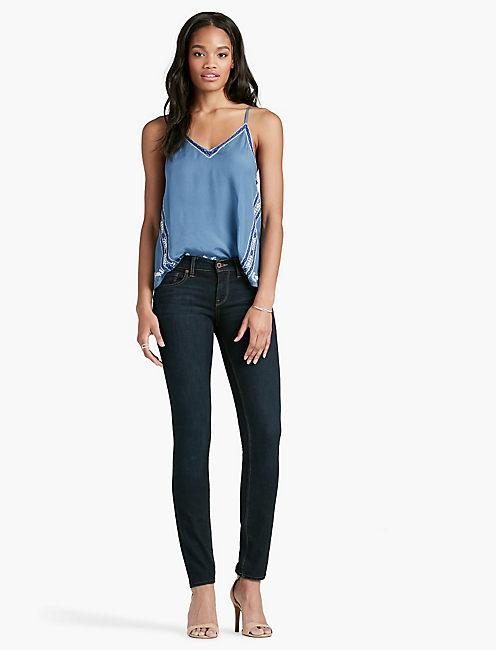 Lucky Sofia Skinny Jean